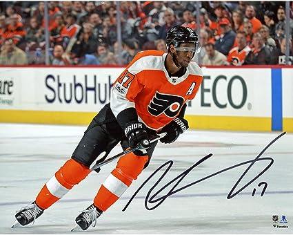 newest collection 78269 63e6a Wayne Simmonds Philadelphia Flyers Autographed 8