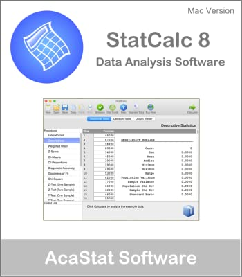 StatCalc for Mac [Download]