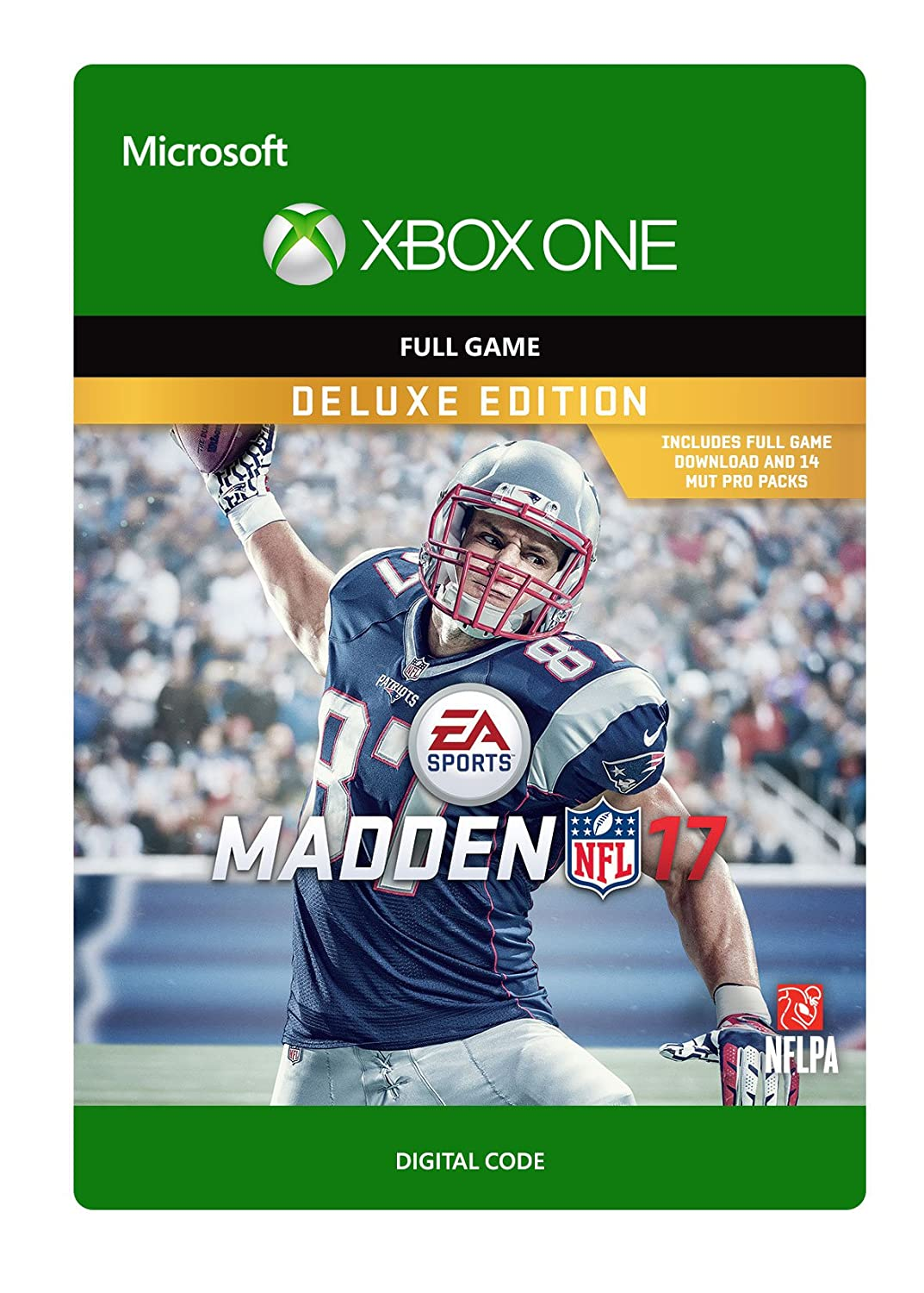Amazon Com Madden Nfl 17 Standard Edition Playstation 3 Electronic Arts Video Games