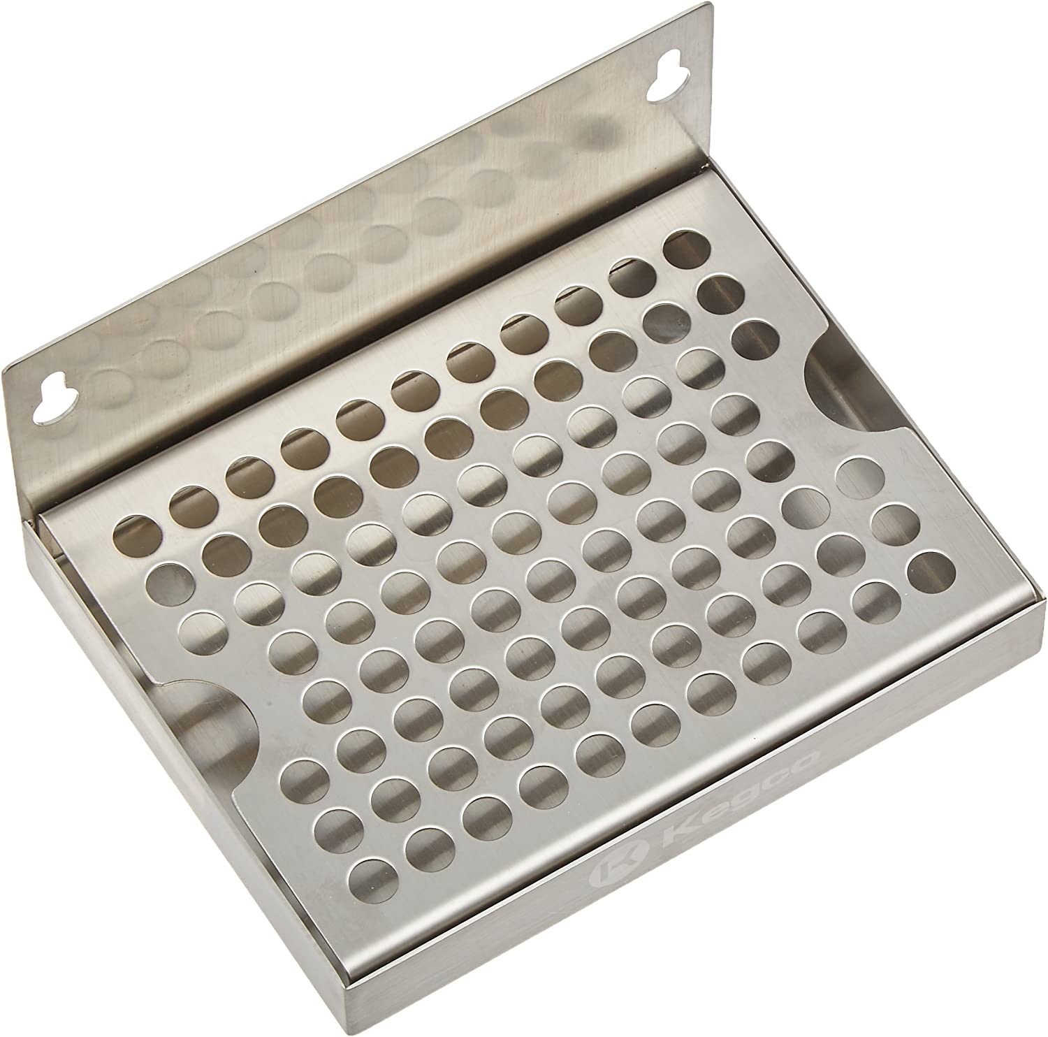 Kegco KC DP-64 Drip Tray, Stainless Steel