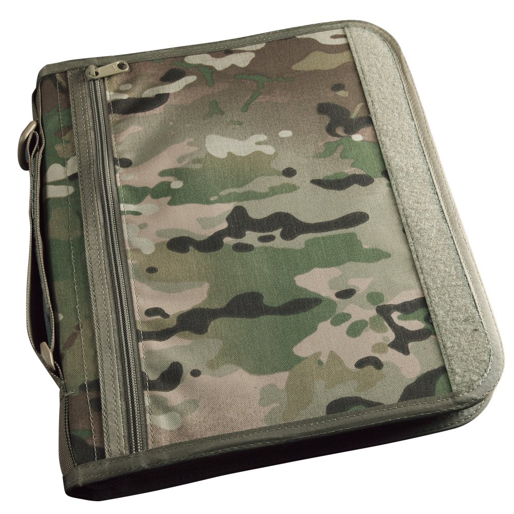 Rite in the Rain All-Weather Complete Field Planner Kit, 8 1/2'' x 11'' Tan Sheets, MultiCam Cover (No. 9255M-MX)