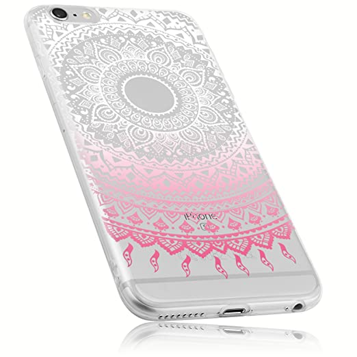 2 opinioni per Mumbi Custodia guscio per iPhone 6/6S