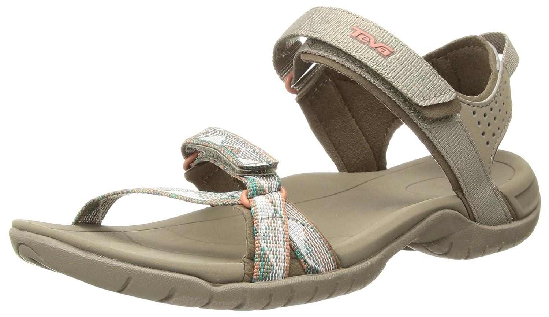 Teva Women's Verra Sandal B072MQRL33 7.5 B(M) US|Surf Taupe Multi