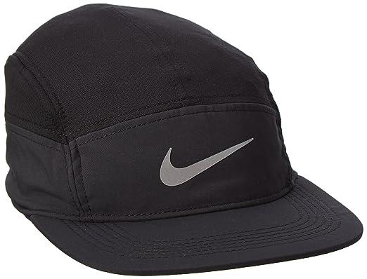 7439e31979a NIKE Womens Run Zip AW84 Dri-Fit Running Hat Black Black  Amazon.ca ...