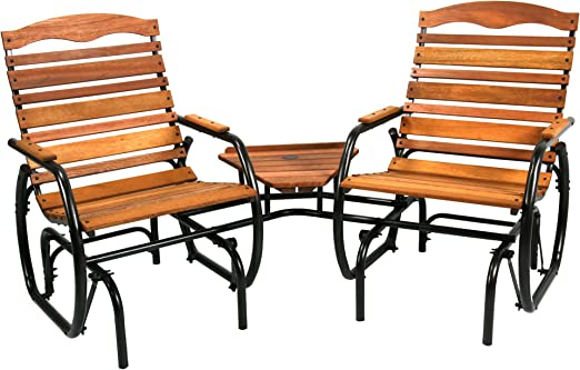Jack-Post CG-30Z Country Garden Glider - The Best Outdoor Glider Set