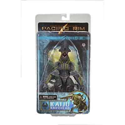 "NECA Series 1 Pacific Rim Knifehead 7"" Deluxe Action Figure: Toys & Games"