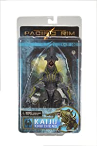 "NECA Series 1 Pacific Rim Knifehead 7"" Deluxe Action Figure"
