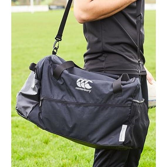 Canterbury Vaposhield Large Sports Bag (One Size) (Black)  Amazon.co.uk   Clothing 39aa8b1c861d9