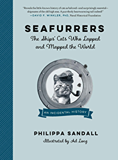 Seafurrers The Ships Cats Who Lapped And Mapped World