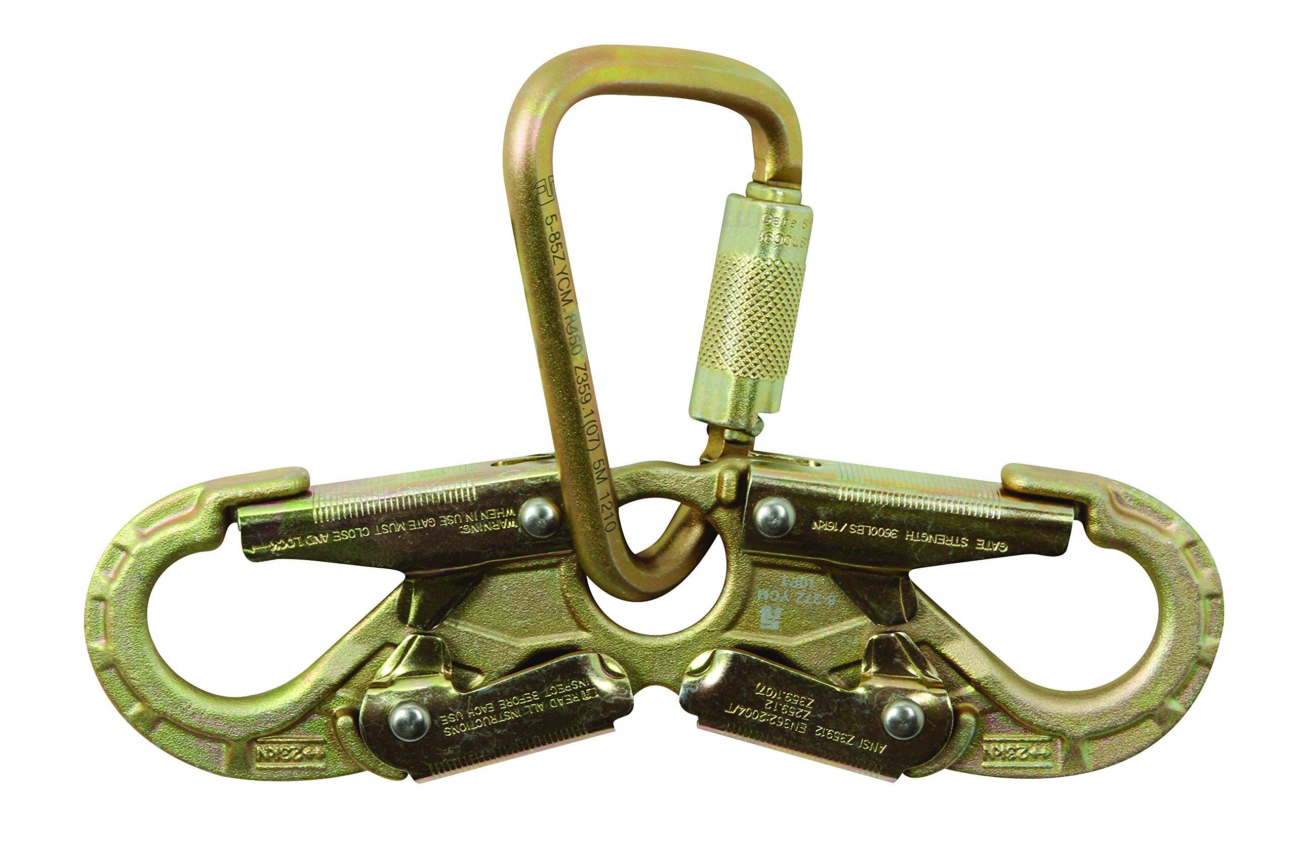 FallTech 8456 Rebar Positioning Assembly - Spreader Hook, Natural