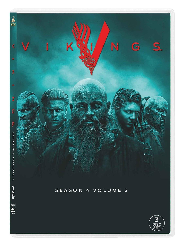 Amazon in: Buy Vikings: Season 4 - Vol  2 (3-Disc Box Set