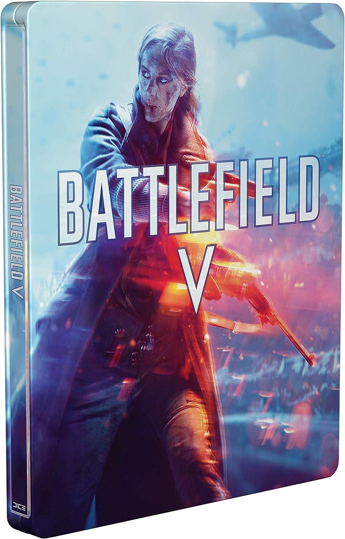 Steelbook Battlefield 5 - No incluye juego (Edición Exclusiva Amazon): Amazon.es: Videojuegos