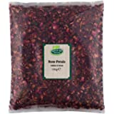 Rose Petals 100g (Edible & Dried) by Hatton Hill - Free UK Delivery