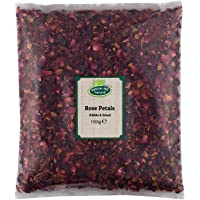 Hatton Hill Rose Petals 100 g (Edible and Dried) by Hatton Hill