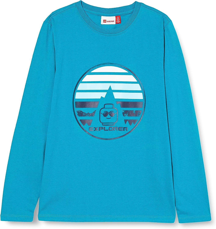 Lego Wear Jungen Lwtobias Langarmshirt T-Shirt