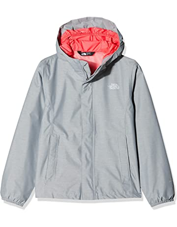 2747eb1d4 The North Face Girl's Resolve Reflective Hardshell Jacket