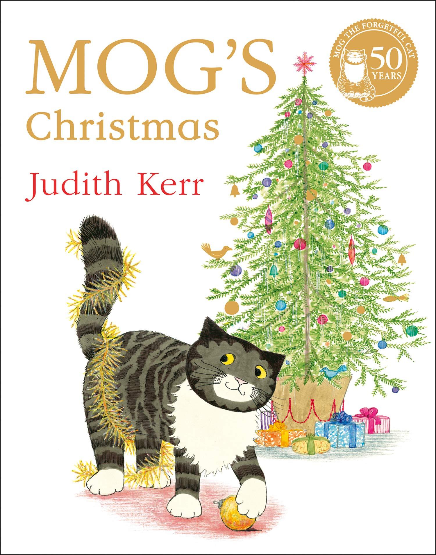 Mog's Christmas: Amazon.co.uk: Kerr, Judith, Kerr, Judith: Books