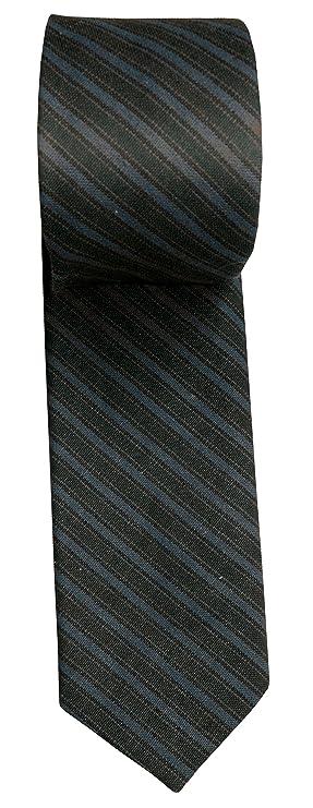 corbata a rayas, Casual Look de algodón de Canvas Potente de ...