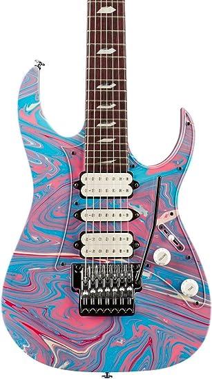 Ibanez UV77PSN Steve Vai 25th Anniversary · Guitarra eléctrica ...