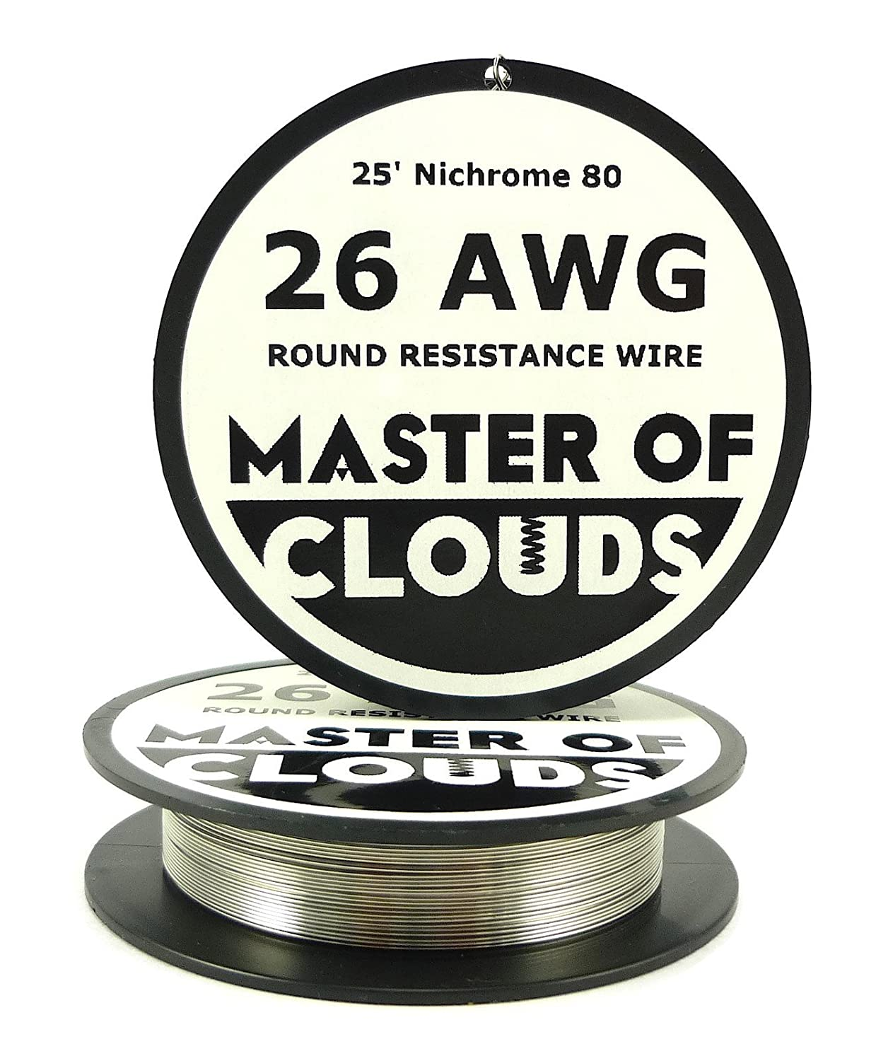 Nichrome 80 - 25 ft 26 Gauge AWG Resistance Wire 0.40mm 26g 25 ...