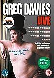 Greg Davies Live – Firing Cheeseballs at a Dog [DVD]
