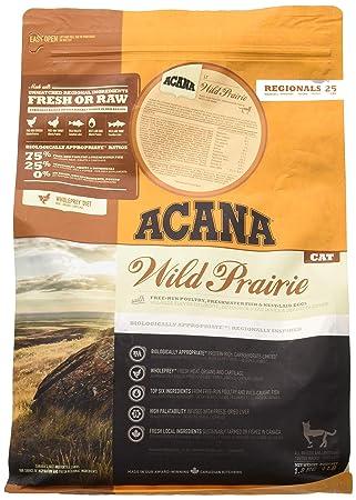 ACANA Wild Prairie Comida para Gatos - 1800 gr: Amazon.es: Productos para mascotas