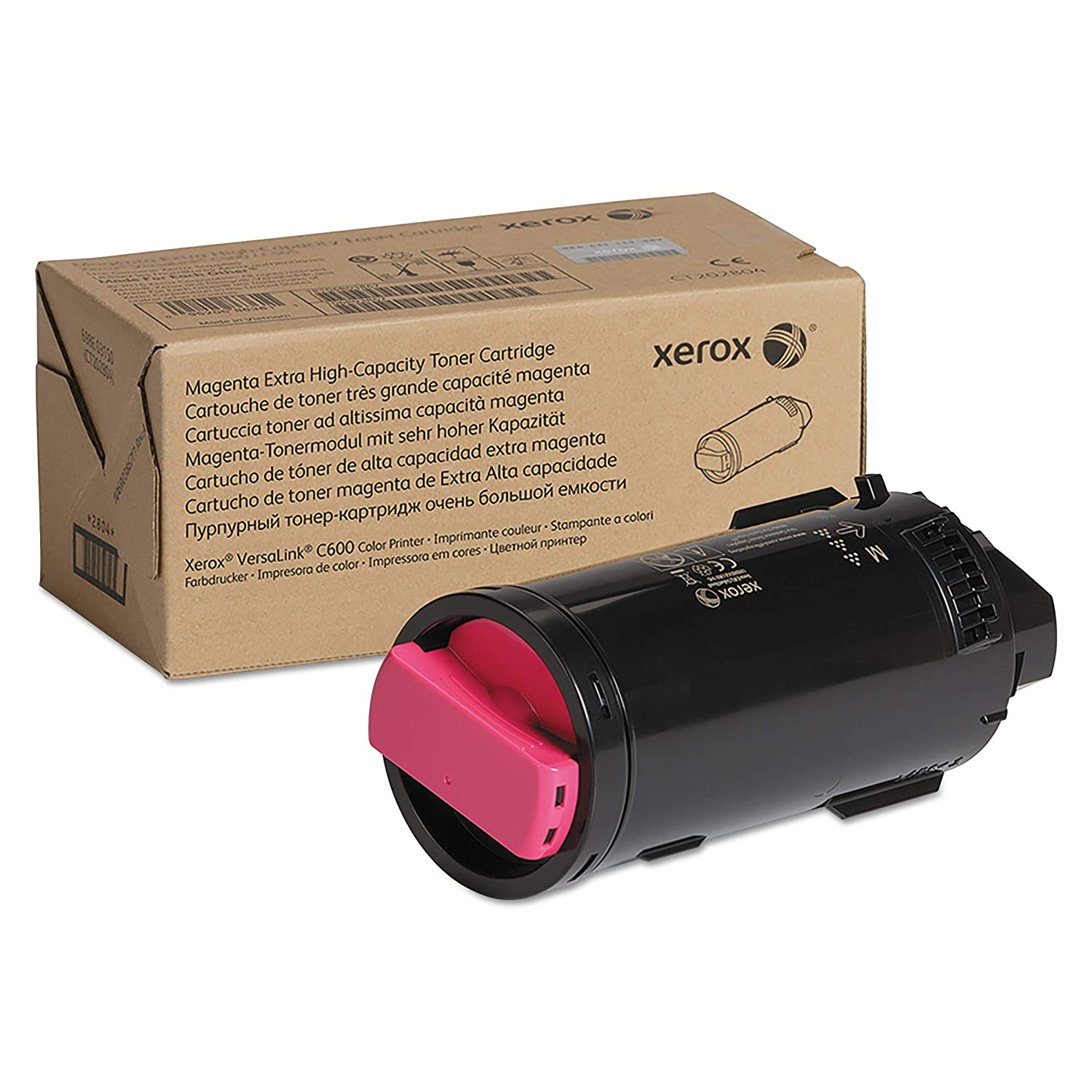 Amazon.com: Xerox 106R04007 106R04007 Extra High-Yield Toner ...