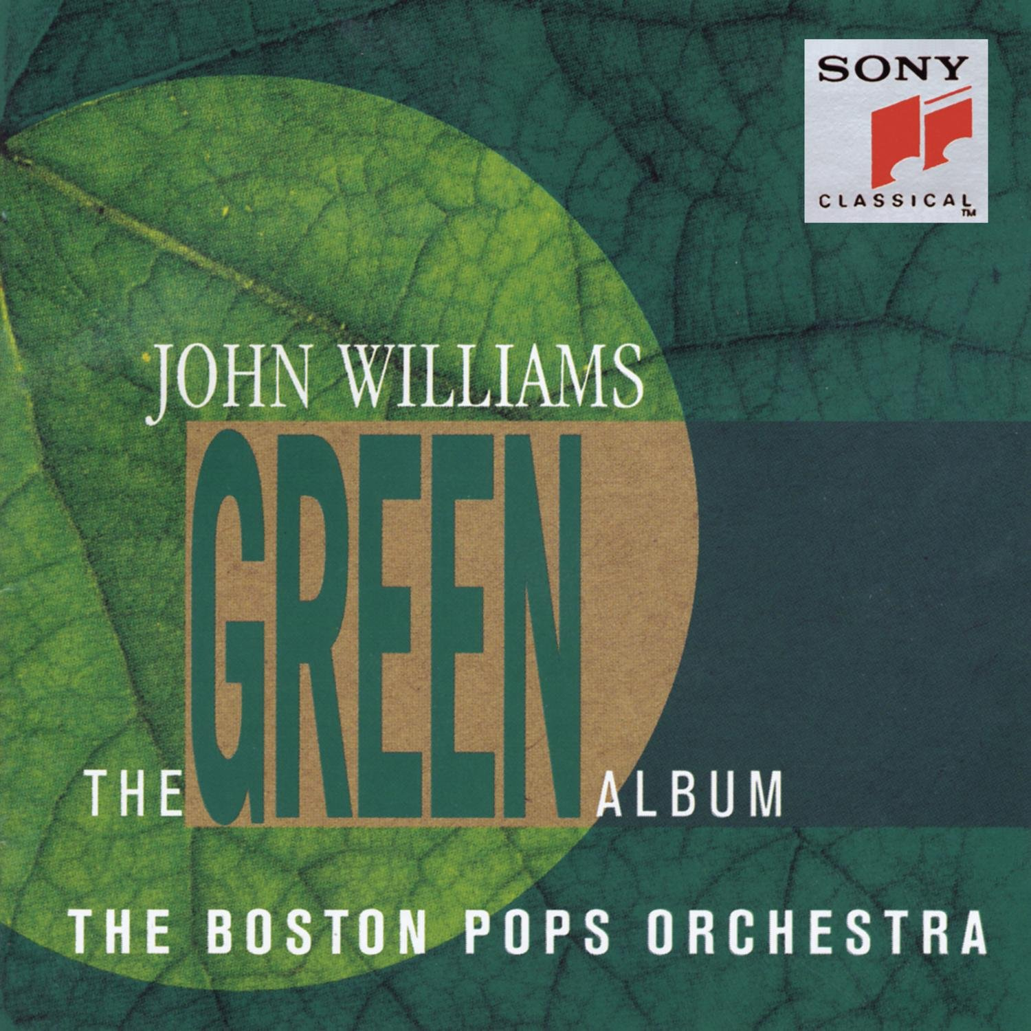 The Green Album by SONY MASTERWORKS