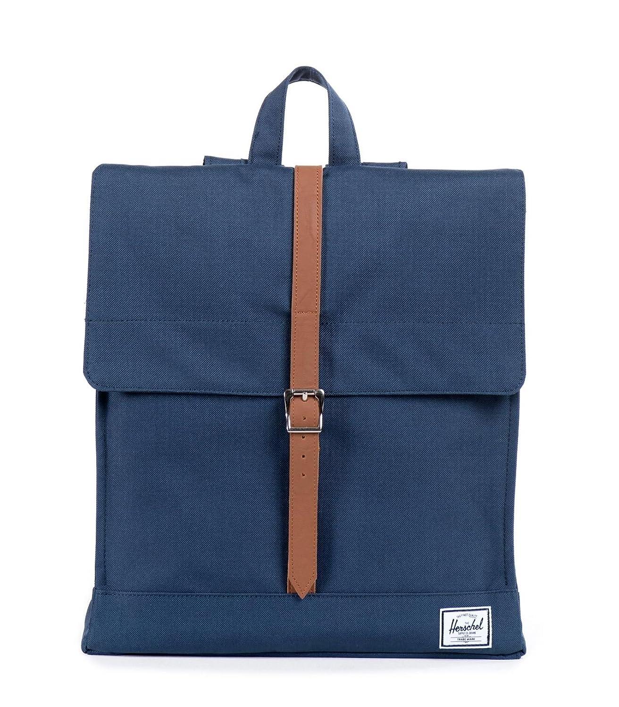 Herschel City Backpack  Navy Tan
