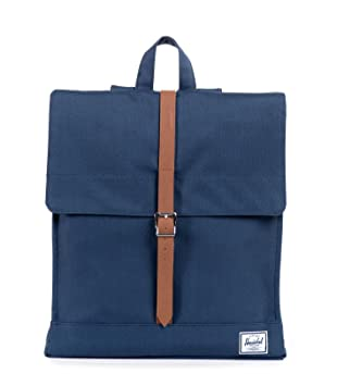 d504e9f331f86 Amazon.com | Herschel City Backpack, Navy/Tan | Casual Daypacks