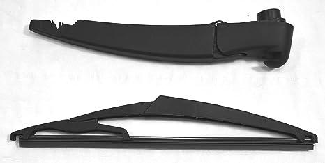 Exact Fit RA3004 - Brazo y escobilla para limpiaparabrisas trasero, 26 cm