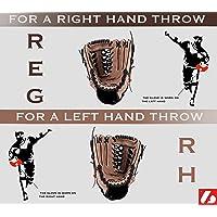 BARNETT JL-120 Baseball Handschoen, Polyurethaan, Infield/Outfield, Maat 12