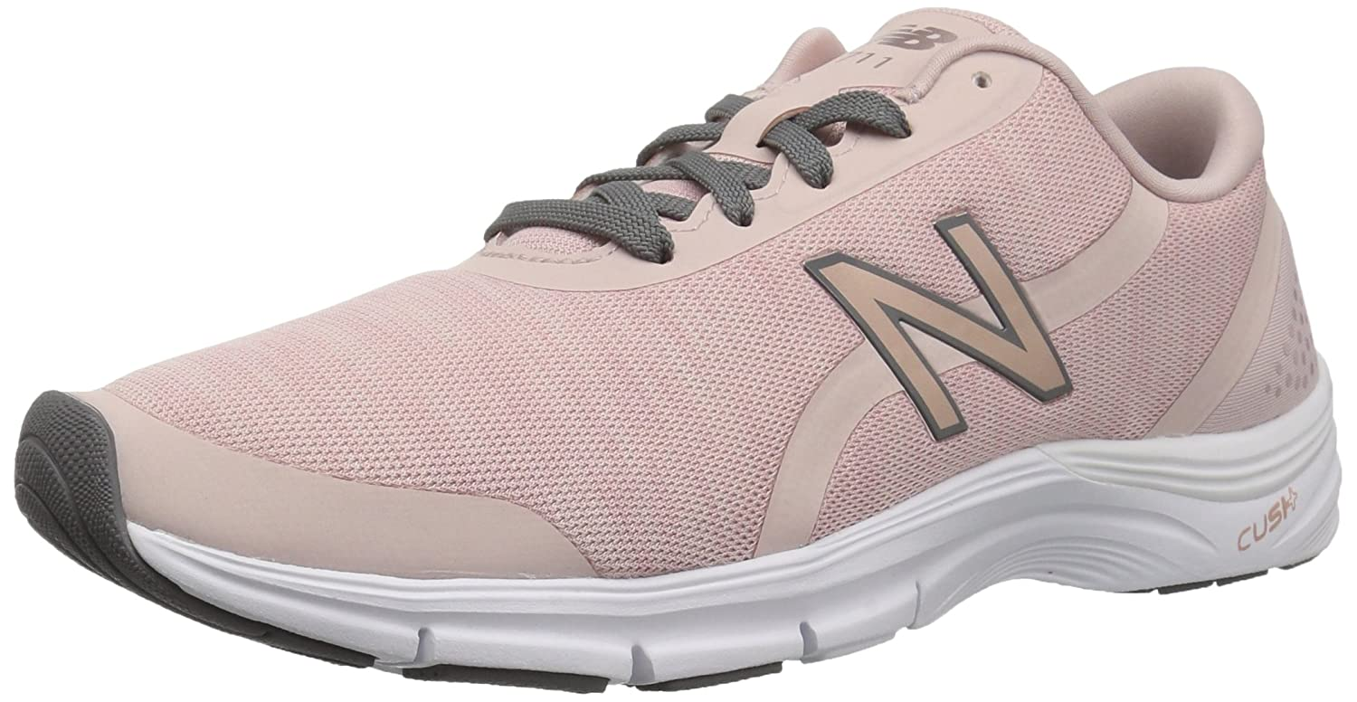 New Balance Women's 711v3 Cross Trainer B01N0UKBEB 11 D US|Fade Rose Castlerock
