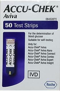 a946264440d70 Accu-Chek Aviva Test Strips (UK) 50  Amazon.es  Electrónica