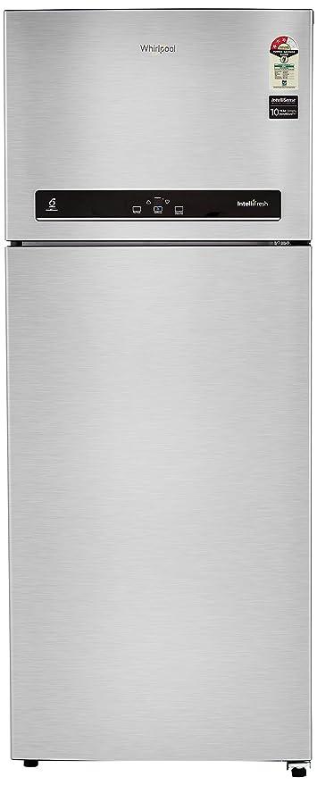 Whirlpool 500 L 3 Star   2019   Inverter Frost Free Double Door Refrigerator  IF 515  3S , Alpha Steel  Refrigerators