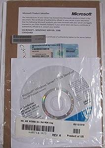 Microsoft Windows Server 2008 Remote Desktop Services User 5 CAL Licenses