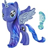 """My Little Pony Toy Princess Luna – Sparkling 6"""" Figure for Kids Ages 3 Years Old & Up"""