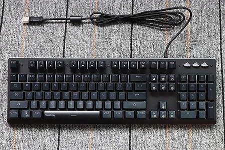 Teclado Votomy Gaming USB Passthrough Lineal y Silencioso ...