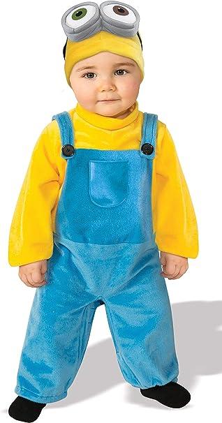Toddler Despicable Me Minion Bob Costume