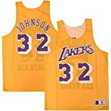 Magic Johnson Lakers All Star 1983 Reversible Jersey
