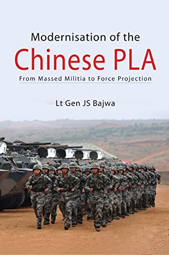 Modernisation of the Chinese PLA: From Massed Militia to Force Projection
