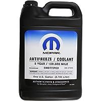 Chrysler Genuine Mopar Fluid 68048953AB Antifreeze/Coolant - 1 Gallon Bottle