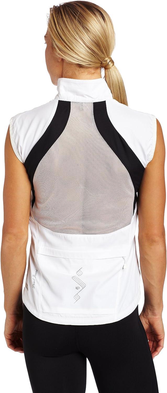 White Pearl Izumi Womens Elite Barrier Vest X-Small