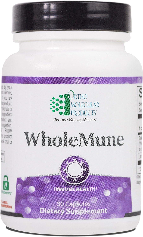 Ortho Molecular – WholeMune – 30 Capsules