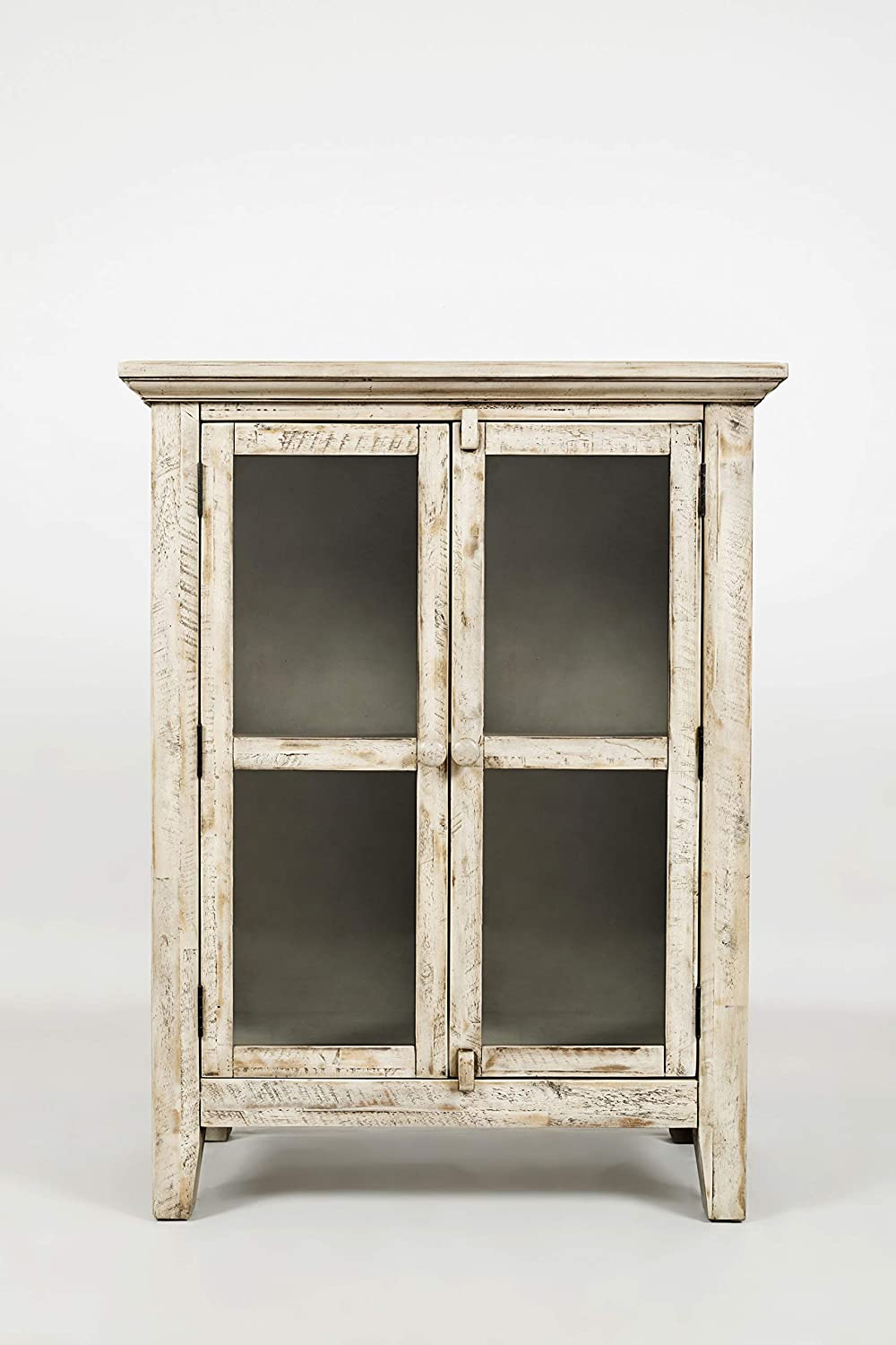 Amazoncom Benzara Bm181666 Distressed Wooden Accent Cabinet With