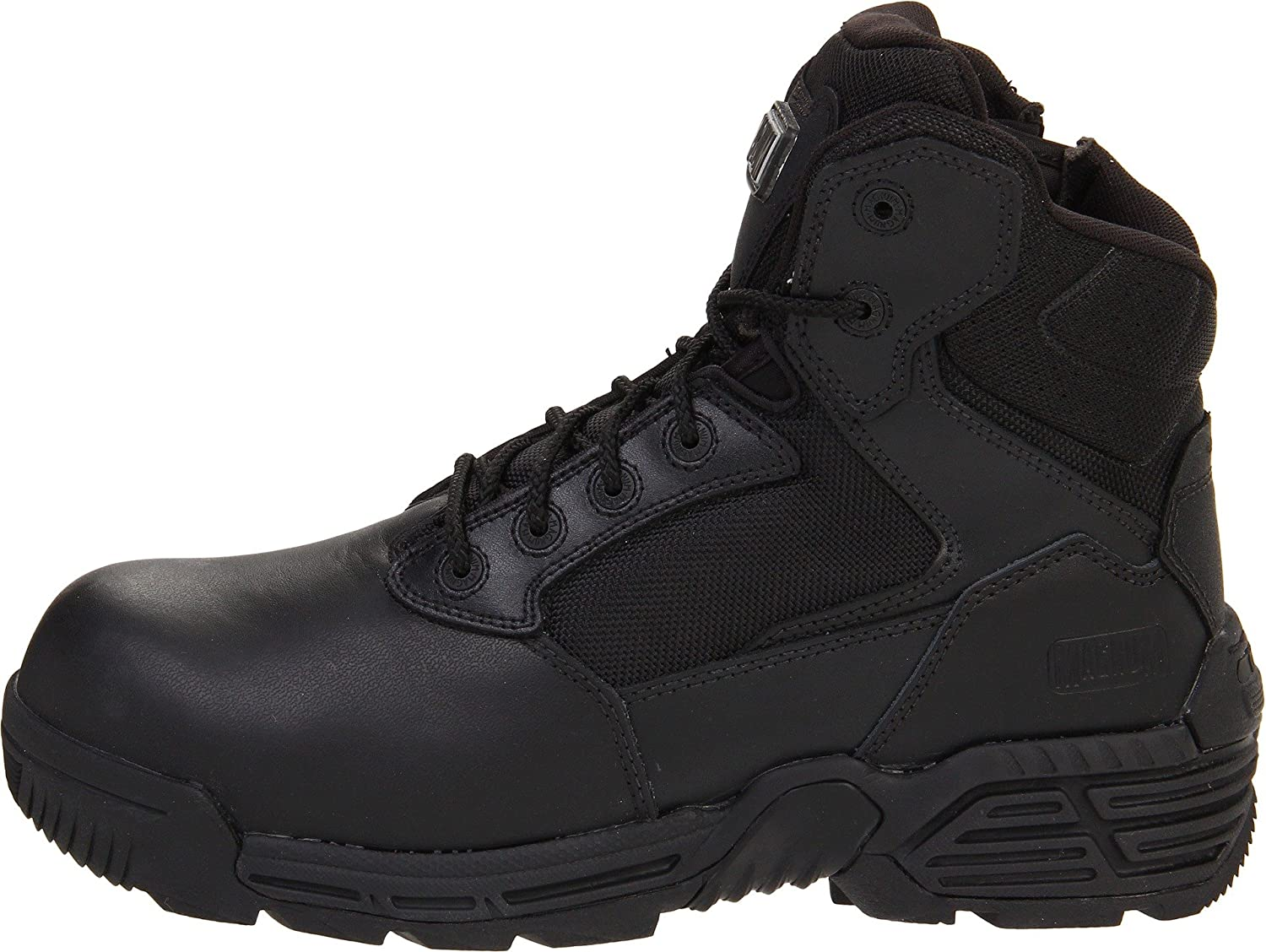 MagnumStealth Force 6.0 Side-Zip Composite Toe 6DMYzpNZE0
