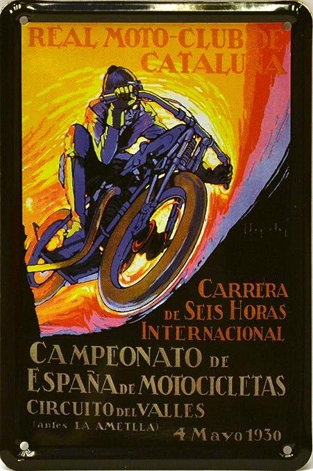 ART ESCUDELLERS Imán Cartel Poster publicitario de Chapa ...