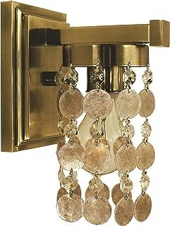 product image for Framburg 2-Light Polished Nickel Jupiter Bath Sconce