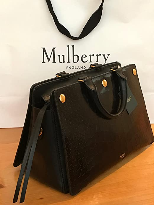 b1b249317680 order shoulder bags womens bags women mulberry e34fa 3d1dc  low price  mulberry chester croc embossed tote amazon shoes bags 68cb0 de06d
