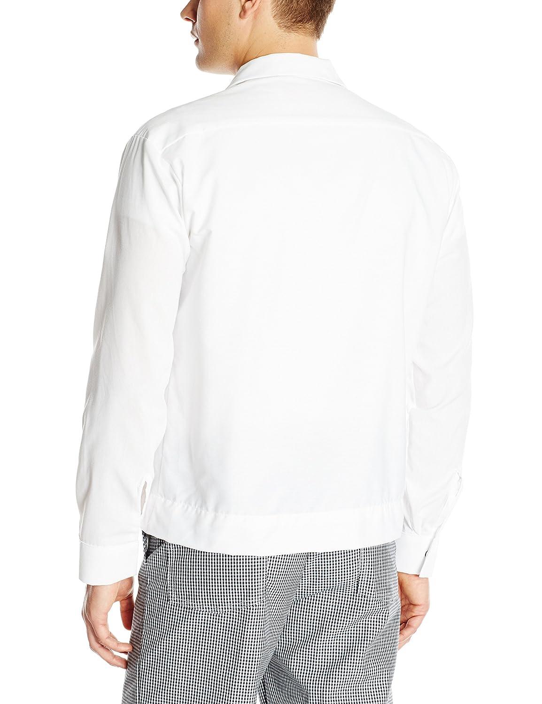 Red Kap Mens Button Front Shirt Jacket